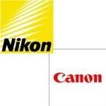 Nikon canon